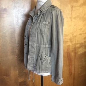 Urban outfitters arrow utility jacket